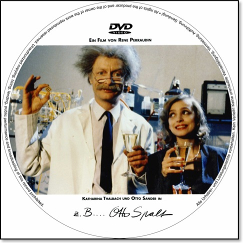 DVD-Label
